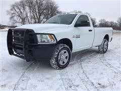 2018 Ram 3500HD Tradesman 4x4 Diesel Pickup