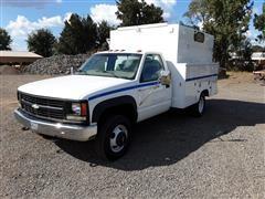 1998 Chevrolet K3500 4x4 Rescue Truck