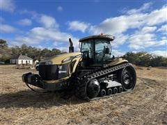 2009 Caterpillar MT865C Track Tractor
