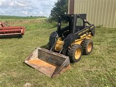 New Holland LX465 Skid Steer