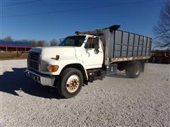 1998 Ford F800 Dump Truck