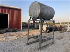 Fuel Tank W/Stand