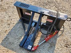 2021 Industrias America Easy Man Skid Steer Tree/Post Puller