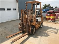 1979 Toyota D2-FDC25 Forklift