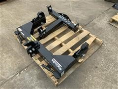 Mahindra 3-Pt Quick Hitch & 3-Pt Receiver Hitch