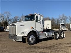 2010 Kenworth T800 T/A Truck Tractor
