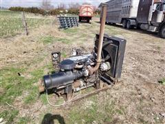 Perkins 354 Engine