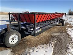 2019 Industrias America 82R Feeder Wagon