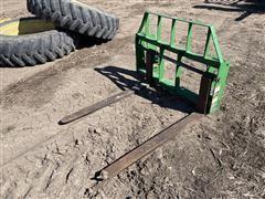Frontier Pallet Fork Attachment