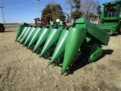 2000 John Deere 893 8R30 Corn Head