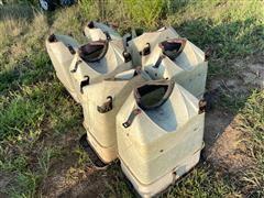 Kinze 2600 Planter Boxes