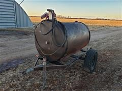 300 Gallon Fuel Trailer