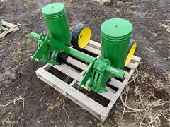 "John Deere 71 30"" 2 Row 3-Pt Planter"