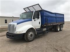 2007 International 8600 T/A Dump Truck