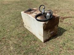 Delta Fuel Tank