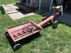 Feterl Swing-A-Way Auger