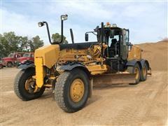 2014 Caterpillar 140M2 VHP Plus AWD Motor Grader