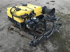 F/S 75-Gal Sprayer W/Gas Engine & Boom