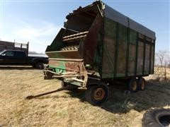 Badger 1416 T/A Silage Wagon