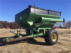 Brent 670 Grain Cart