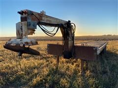1979 Trail King 1132 1300 T/A Flatbed Trailer