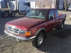 1996 Ford Ranger 4x4 Extended Cab Pickup