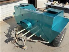 M&W P-2000 Hydra-Gauge Mobile Dynamometer