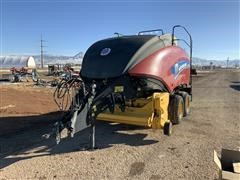 2013 New Holland BB340 Big Square Baler