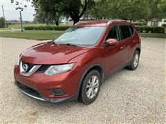 2015 Nissan Rogue AWD Compact Crossover SUV