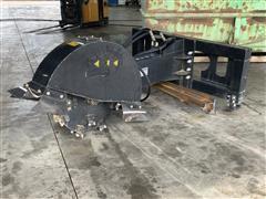2020 Topcat SSSTG200 Stump Grinder Skid Steer Attachment