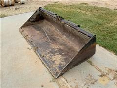 John Deere C78 Skid Steer Bucket