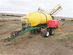 Century 1000 Pull Type Sprayer