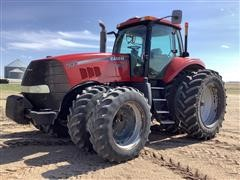 2009 Case IH 245 MFWD Tractor