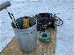 Hoses & Lawn Items