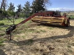 New Holland 116 Pull-Type Windrower