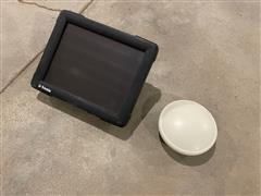 Trimble FMX Monitor/Display & GPS Receiver