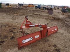 Rhino 500 3-pt 8' Blade