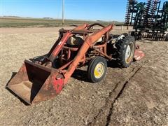Ford 9N 2WD Tractor