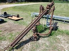Ingersoll Rand Antique Mobile Rock Drill