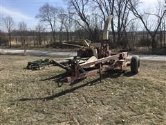 Hesston 2000-150 Forage Harvester