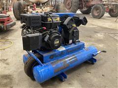 Pacific Equipment Portable Air Compressor