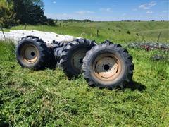 Titan Hi-Power Lug 14.9-24 Pivot Tires