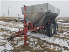 Ag Systems AG600 6 Ton Dry Fertilizer Spreader