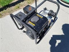 Powermate Water Pump & Hoses