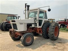 1974 Case 1370 2WD Tractor