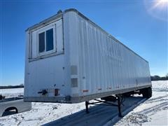 1991 Great Dane 48' T/A Insulated Enclosed Trailer