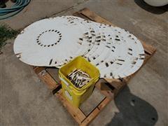H&S Rake Wheel Windguards
