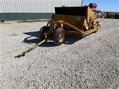 Soil Mover 50RF 4-Yard Pull-Type Scraper