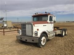 1987 International F9370 T/A Truck Tractor