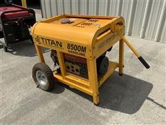 Titan 8500M Gas Generator